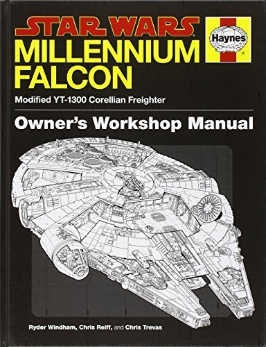 Ryder Windham The Millennium Falcon Owner's Workshop Manual Star Wars