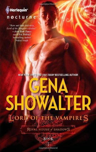 Gena Showalter Lord Of The Vampires