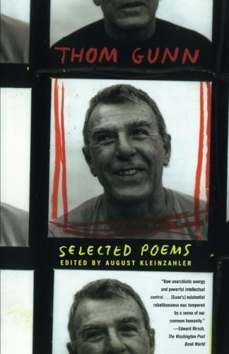Thom Gunn Selected Poems
