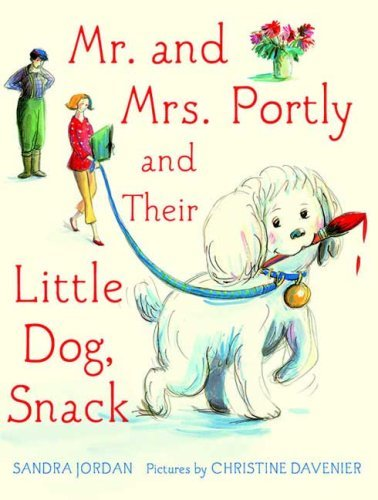 Sandra Jordan Mr. And Mrs. Portly And Their Little Dog Snack