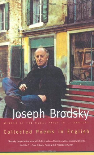 Joseph Brodsky Collected Poems In English