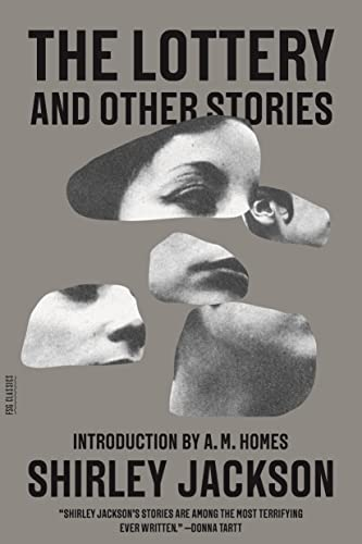 Shirley Jackson The Lottery And Other Stories 0002 Edition;
