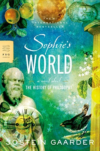 Jostein Gaarder Sophie's World A Novel About The History Of Philosophy