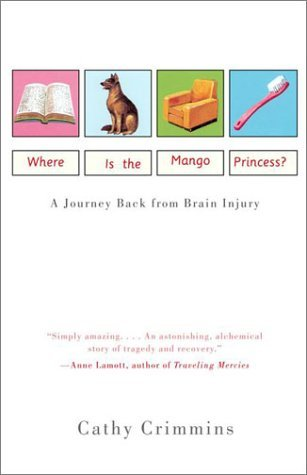 Cathy Crimmins Where Is The Mango Princess? A Journey Back From Brain Injury