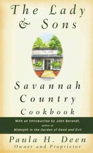 Paula H. Deen The Lady & Sons Savannah Country Cookbook
