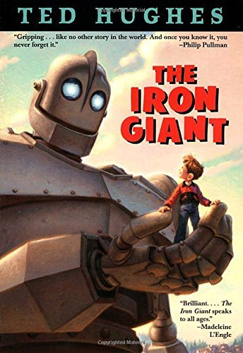 Ted Hughes The Iron Giant