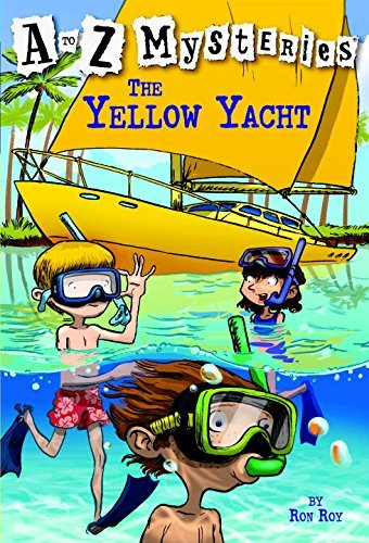Ron Roy The Yellow Yacht
