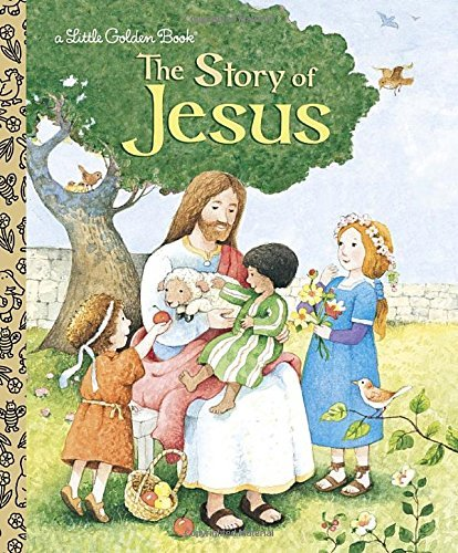 Jane Werner Watson The Story Of Jesus