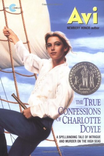 Avi The True Confessions Of Charlotte Doyle