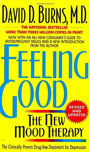 David D. Burns Feeling Good The New Mood Therapy 0002 Edition;revised And Upd