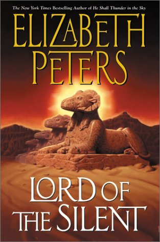 Elizabeth Peters Lord Of The Silent