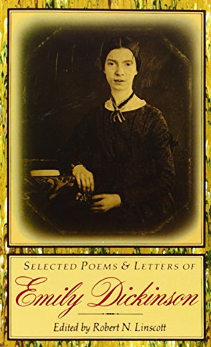 Emily Dickinson Selected Poems & Letters Of Emily Dickinson