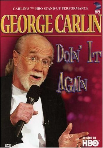 George Carlin Carlin Doin It Again Nr