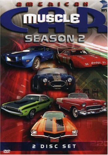 American Muscle Car Season 2 American Muscle Car Nr 2 DVD