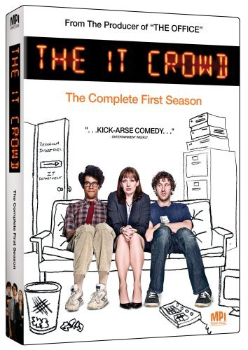It Crowd Season 1 DVD Nr
