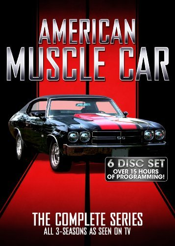 American Muscle Car Complete American Muscle Car Nr 6 DVD