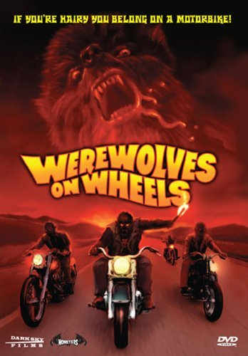 Werewolves On Wheels Oliver Anders DVD Nr