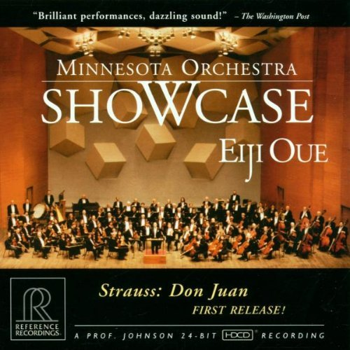 Richard Strauss Showcase Oue Minnesota Orch