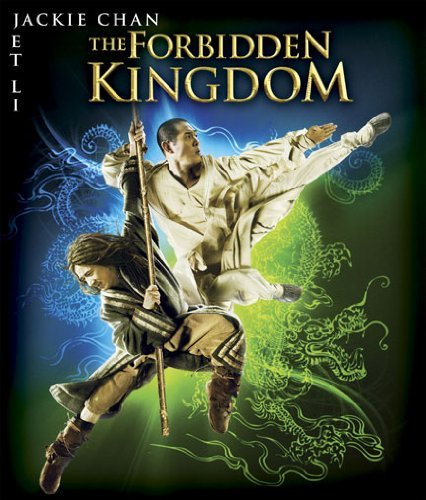 Forbidden Kingdom Li Chan Blu Ray Ws Pg13