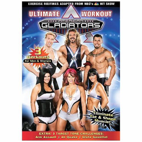 American Gladiators Ultimate W American Gladiators Ultimate W Ws Nr