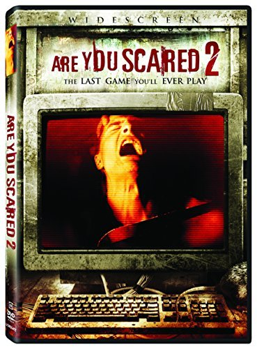 Are You Scared 2 Are You Scared 2 Ws R