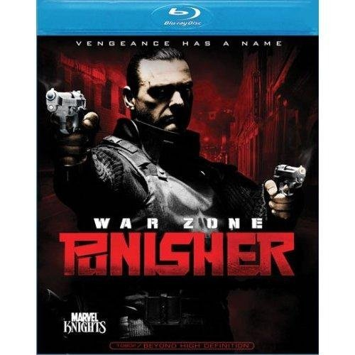 Punisher War Zone Stevenson West