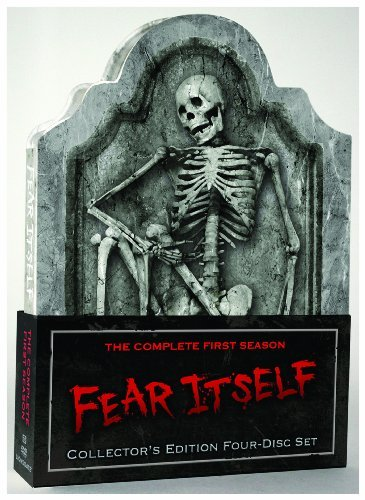 Fear Itself Routh Appleby Moss Watros Robe Ws Nr 4 DVD