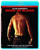 Book Of Blood Ward Armstrong Blair Blu Ray Ws R