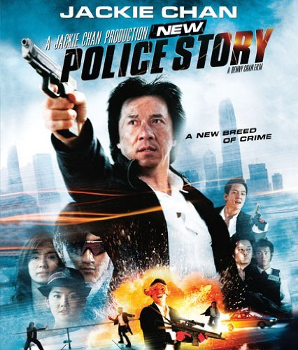 New Police Story New Police Story Blu Ray Ws R