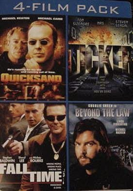 4 Film Pack 4 Film Pack Quicksand Ticker Fall Time & Beyon
