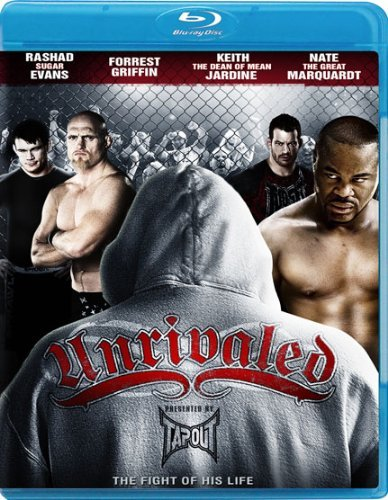 Unrivaled Evans Griffin Jardine Blu Ray Ws Nr