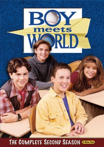 Boy Meets World Season 2 DVD