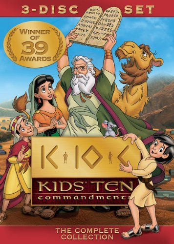 kids-ten-commandments-kids-ten-commandments-nr-3-dvd
