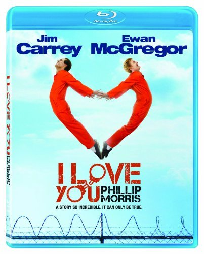 I Love You Phillip Morris Carrey Mcgregor Mann Blu Ray Ws R
