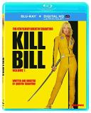 Kill Bill Volume 1 Thurman Carradine Blu Ray R