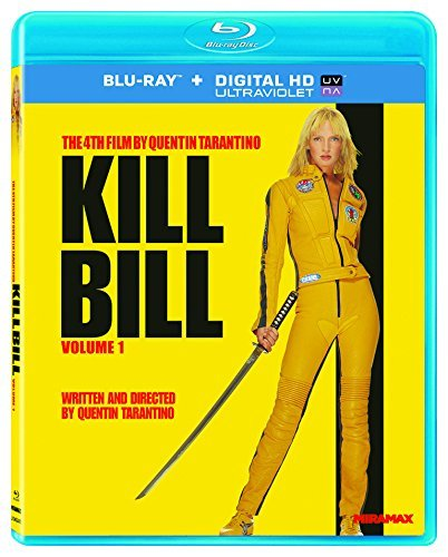 Kill Bill Vol. 1 Thurman Hannah Carradine Blu Ray Ws R