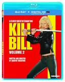 Kill Bill Volume 2 Thurman Carradine Blu Ray R