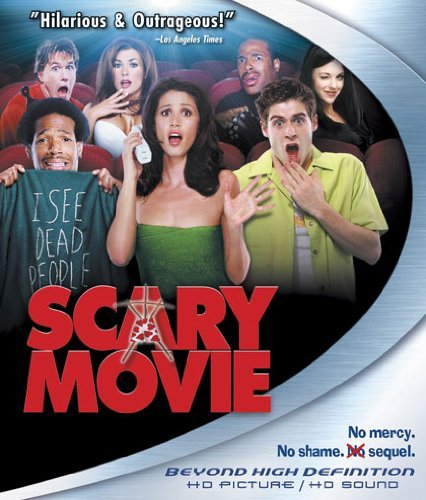 Scary Movie Electra Wayans Elizabeth Blu Ray Ws R