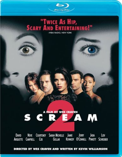 Scream 2 Scream 2 Blu Ray Ws R