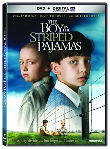 Boy In The Striped Pajamas Butterfield Scanlon Thewlis DVD Pg13 Ws