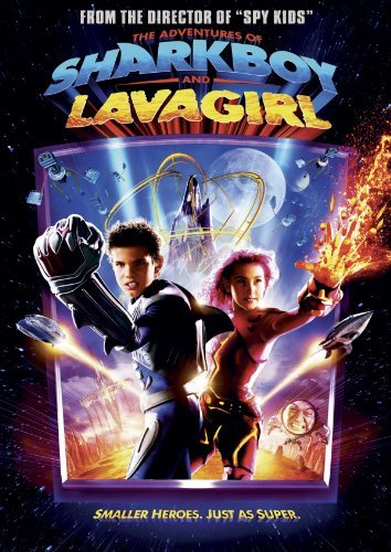 Adventures Of Sharkboy & Lavag Adventures Of Sharkboy & Lavag 3d Nr Incl. 3d Glasses