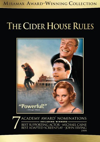 Cider House Rules Maguire Theron Caine DVD Pg13