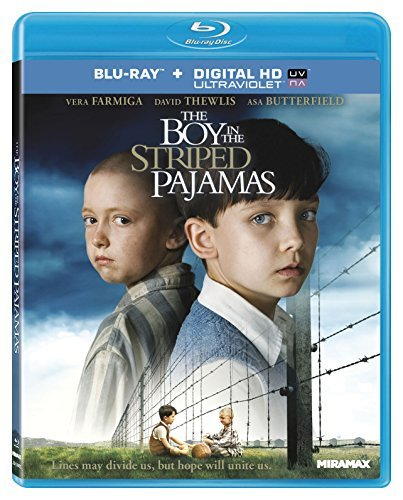 Boy In The Striped Pajamas Butterfield Scanlon Thewlis Blu Ray Ws Pg13