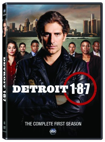 Detroit 1 8 7 Season 1 Ws Nr 4 DVD