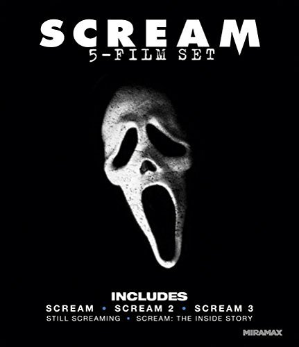 Scream 5 Film Set Scream 1 3 Still Screaming Scream The Inside Story Blu Ray Ws R 4 Br
