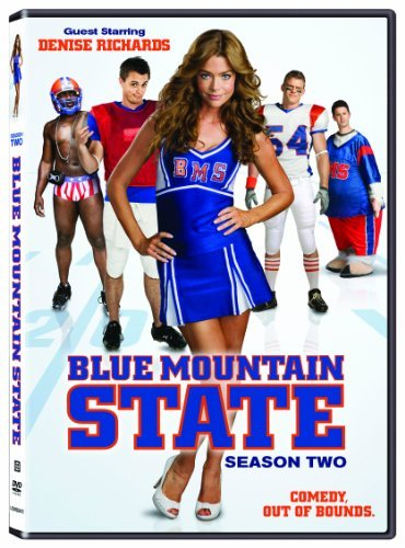 Blue Mountain State Blue Mountain State Season 2 Ws Nr 2 DVD