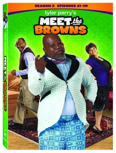 Meet The Browns Season 2 Tyler Perry DVD