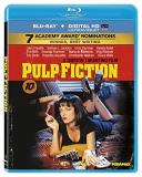 Pulp Fiction Travolta Jackson Thurman Blu Ray Ws R