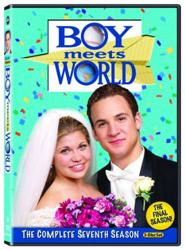 Boy Meets World Season 7 DVD Nr 3 DVD