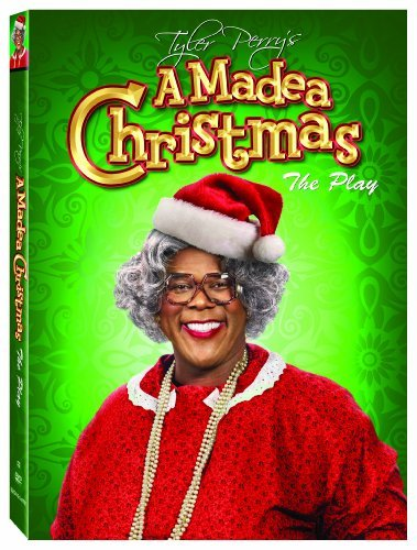 Madea Christmas (play) Tyler Perry DVD Pg13 Ws